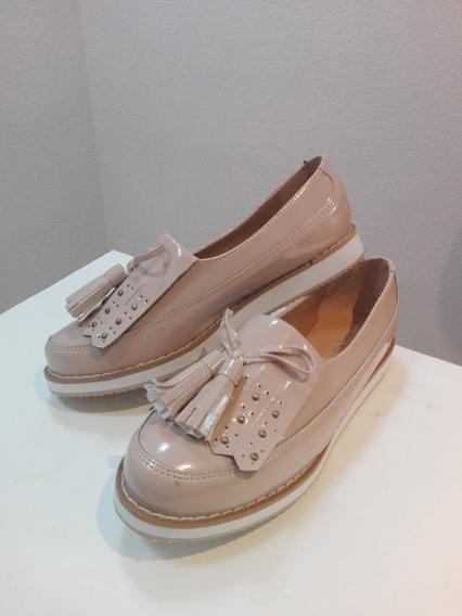 Flats Zapato Cómodo Dama Suela Eva