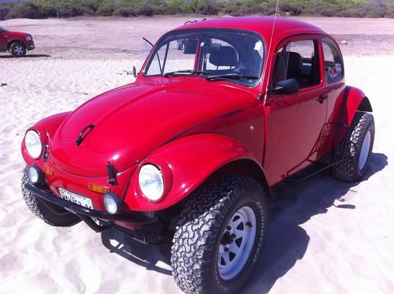 Volkswagen Sedán Vocho 2003, Convertido En Baja, Unico Dueño