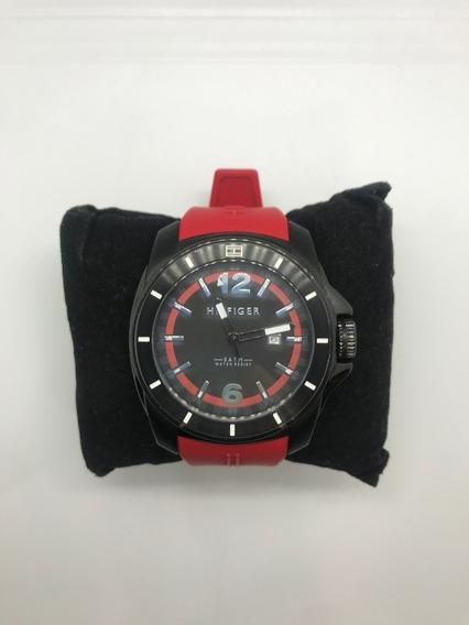 Relógio Tommy Hilfiger Pulseira Pu