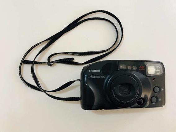 Camera Antiga Canon Autoboy