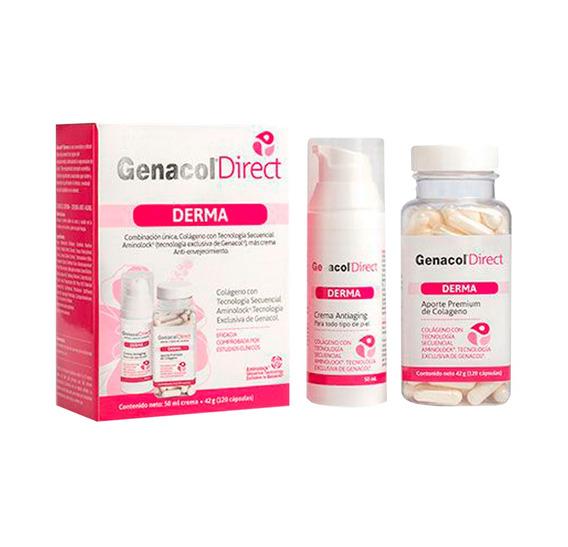 Geneacol Derma Pack