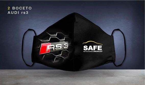 Cubre Boca Audi Rs3 Parrilla Edición Safe Refacciones