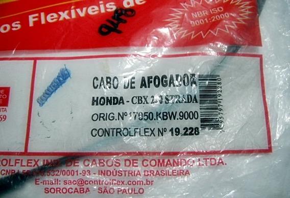 Cabo Afogador Cbx200-strada