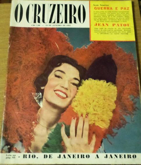Revista Cruzeiro 1957 Norma Bengell Salvador Dali Santa Rosa