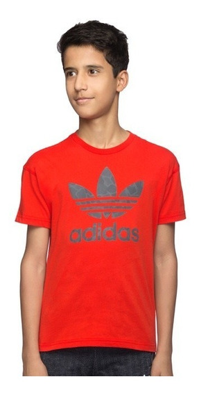 Playera adidas Originals Niño Bq1870 Dancing Originals