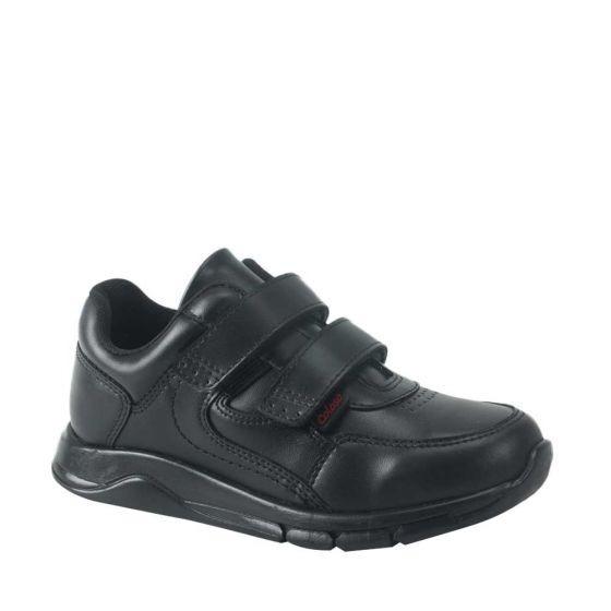 Zapato Casual Coloso 6700 Escolar Piel Napa Negro 825073