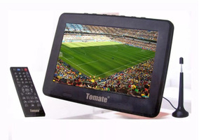 Tv Digital / Monitor Led 9 Colorido Cftv Modelo Mtm-909