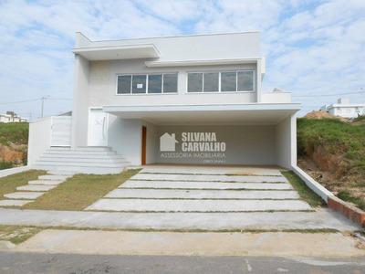 Casa À Venda No Condomínio Central Parque Em Salto - Ca7038