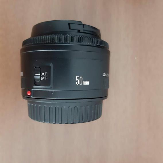 Lente Canon Ep50 Mm/1.8 (impecável)