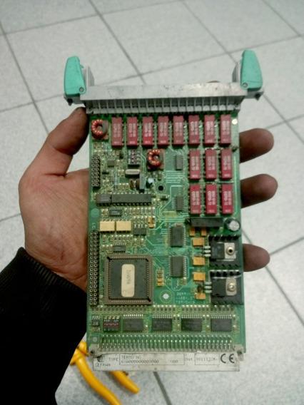 Placa Módulo Gefran Termo Ns 6xa000000000000 Regulador Temperatura
