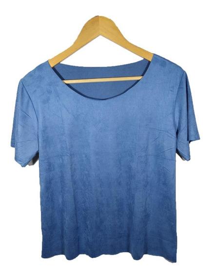 Blusinha T-shirts Suede Lançamento Outrono-inverno Atacado