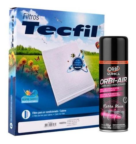 Imagem 1 de 1 de Filtro + Limpa Ar Condicionado Azera 3.0 V6 24v 2011 2012