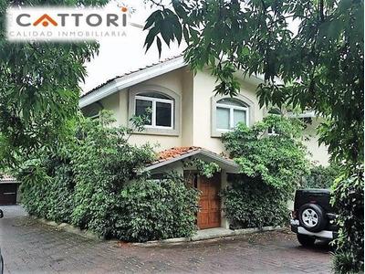 Venta Preciosa Casa En Condominio En Jardines Del Pedregal