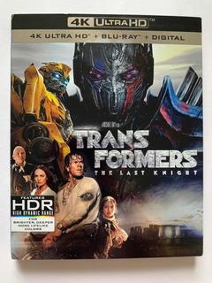 Transformers The Last Knight 4k Uhd Original Sellado