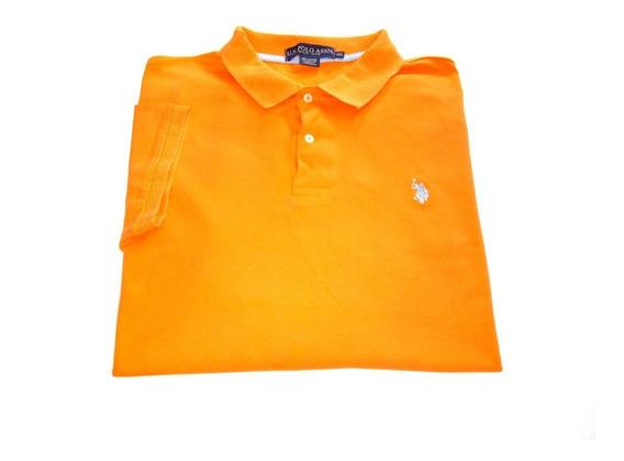 Polo U.s Polo Assn Naranja