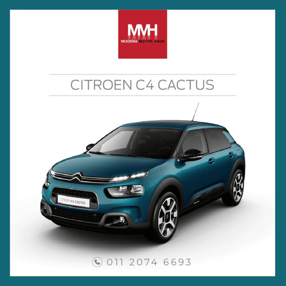 Citroen C4 Cactus Feel Adjudicado 100% 40c. Pidalo Y Ahorre