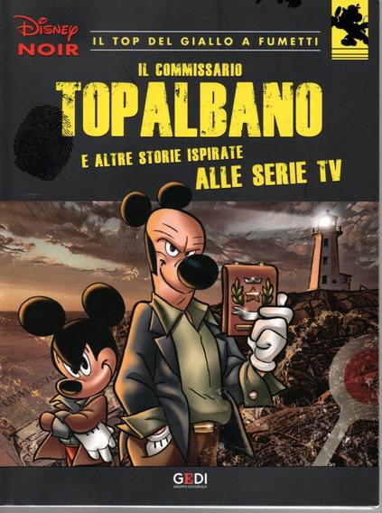 Disney Noir Italiano 3 - Gedi 03 - Bonellihq Cx363 I18