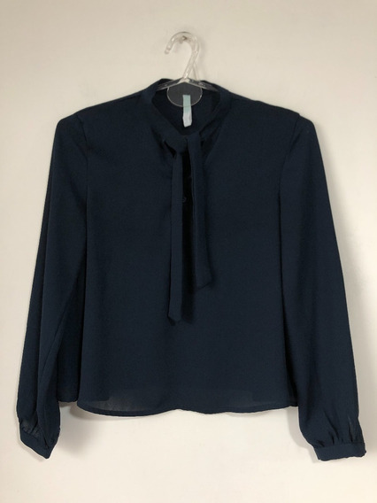 Blusa Camisola De Mujer Importada Bershka Talle S