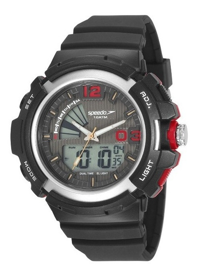 Relógio Speedo Masculino - Cód. 11007g0evnp1