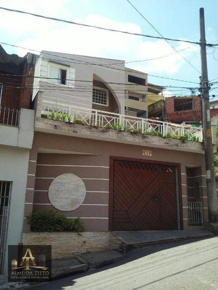Excelente Casa Projetada Com 02 Suítes- Edícula, Quintal E Espaço Gourmet - Ca1522