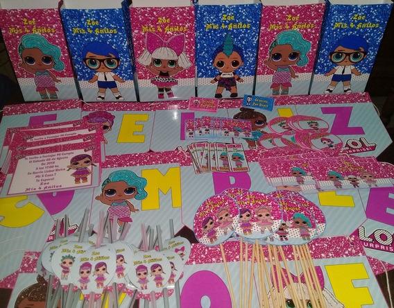 Promo Cotillon Infantil Personalizado Para 15 Chicos
