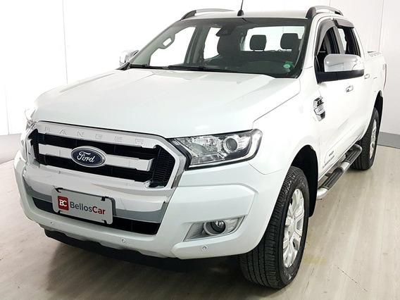Ford Ranger 3.2 Limited 4x4 Cd 20v Diesel 4p Automático...
