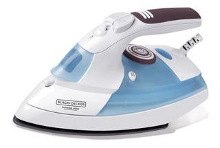 Tec-jb Electrodomésticos - Plancha A Vapor Black & Decker -