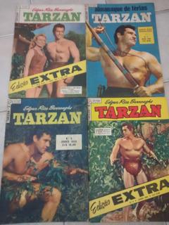 Revista Hq Tarzan 1959 Nova Série (nº3)