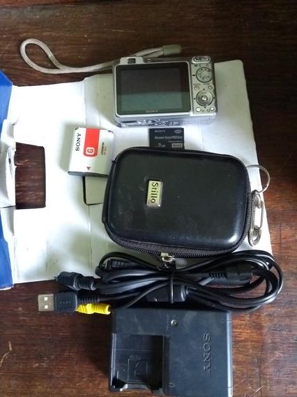 Camera Sony Cyber-shot Dsc W35 7.2mp