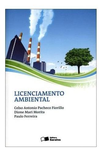Combo Direito Ambiental + Licenciamento Ambiental