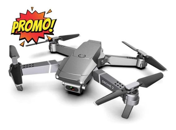 Drone 2 E68 Com Câmera Hd 4k Promoção