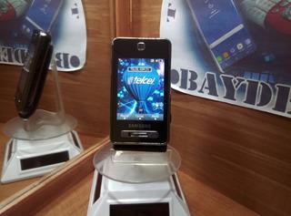 Samsung F480l Telcel Negro -- Envío Gratis --