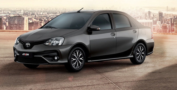 Toyota Etios Xls Sedan 4 Ptas Automático Entrega Inmedita