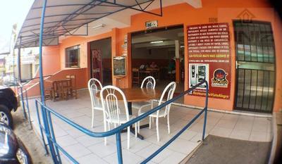 Restaurante Consolidado À Venda! Santa Quitéria, Curitiba Pr. - Pt0002