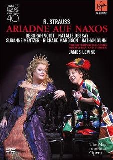 Dvd Nuevo Ópera Ariadne Of Naxos Strauss Metropolitan De Ny