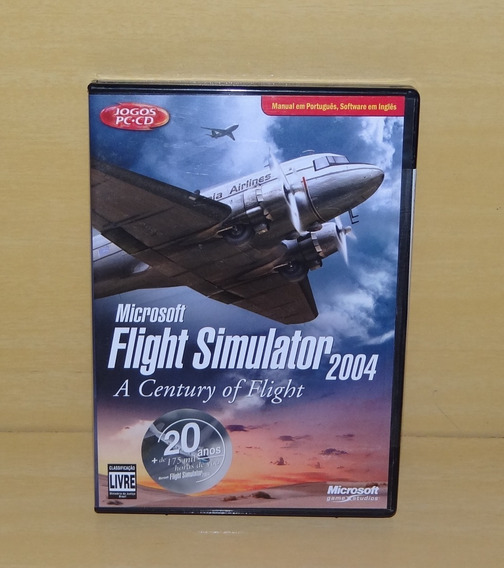 Microsoft Flight Simulator 2004 - Lacrado - Pc