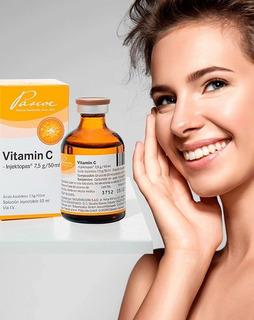 Vitamina C Alemana Original Endovenoso Pascoe 50 Ml Arequipa