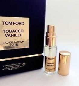 Decant 30ml Tobbacco Vanille Tom Ford - Original + Brinde