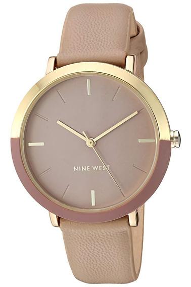 Nine West | Reloj Mujer | Nw/2346gptn | Original