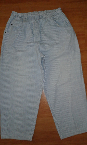 Pantalon Dama Tipo Jean Talla 32