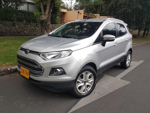 Ford Ecosport Titanium 4x2 At 2.0