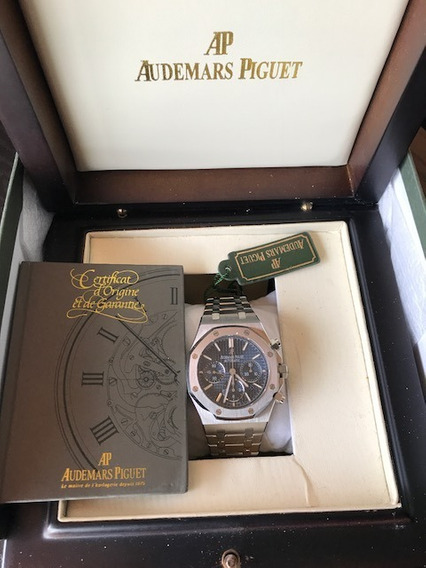 Audemars Piguet Royal Oak Chronograph Blue 41mm Eta