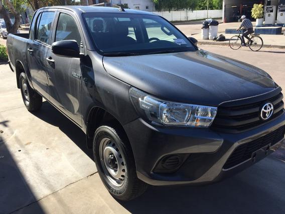 Toyota Hilux 2.7 D.cab. Dx 2019