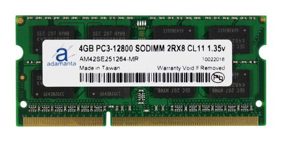 Adamanta 4 Gb (1 X 4gb) Actualización De Memoria Para Port