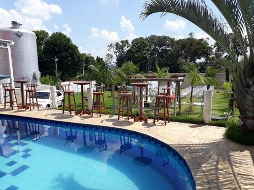 Chácara Com 4 Dormitórios À Venda, 1200 M² Por R$ 980.000,00 - Zona Rural - Monte Mor/sp - Ch0179