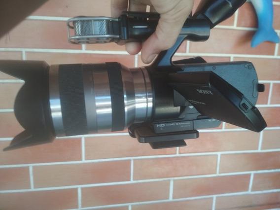 Filmadora Sony Nex10