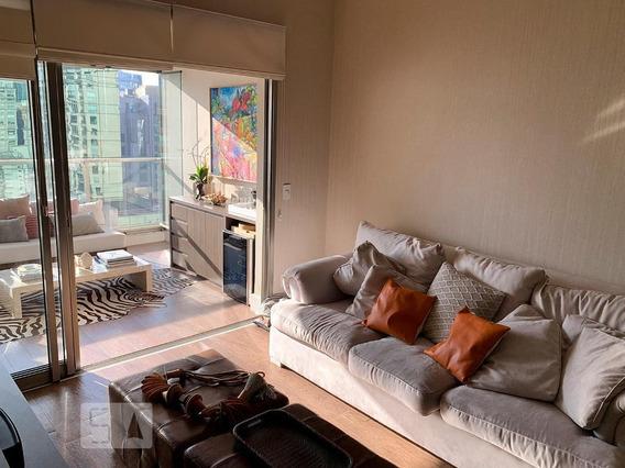 Apartamento Para Aluguel - Itaim Bibi, 2 Quartos, 100 - 893113153
