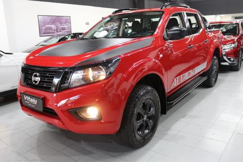 Imagem 1 de 15 de Nissan Frontier Attack 2.3 Disel Bi Turbo 4x4 2020!!!