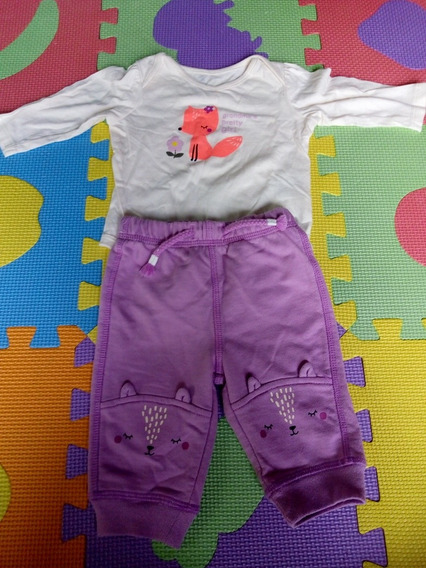 Conjunto Pants Grandmas Pretty Girl 0-3 Meses