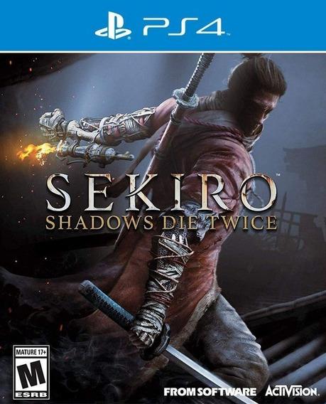 Sekiro Shadows Die Twice | Ps4 1 | Legendas Português